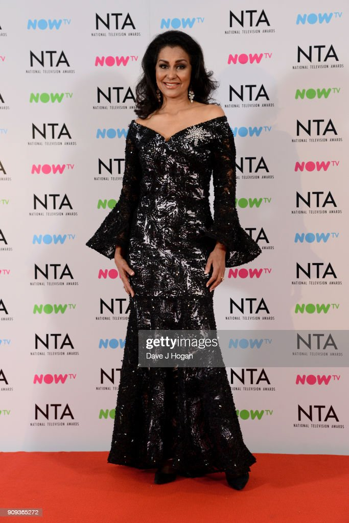 National Television Awards - Press Room