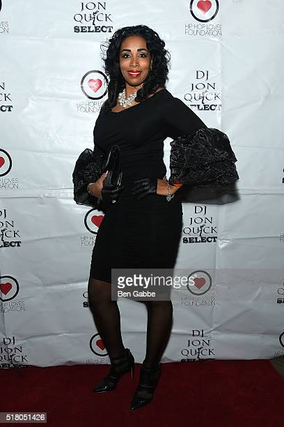 Wilson attends the 7th Annual Beauty Beat Heroines of Excellence Awards Gala at Suite 36 on March 29 2016 in New York City