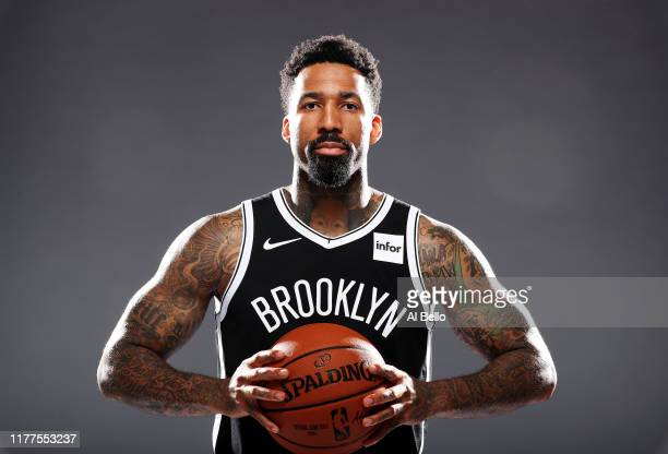 Wilson Chandler of the Brooklyn Nets poses for a portrait during Media Day at HSS Training Center on September 27 2019 in New York City