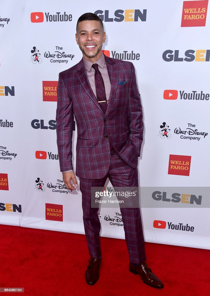 Wilson Cruz at the 2017 GLSEN Respect Awards at the Beverly Wilshire Four Seasons Hotel on October 20, 2017 in Beverly Hills, California.