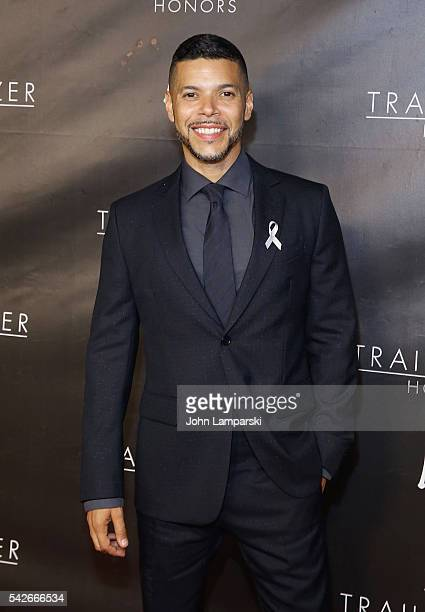 Wilson Cruz attends 2016 Trailblazer Honors at Cathedral of St John the Divine on June 23 2016 in New York City