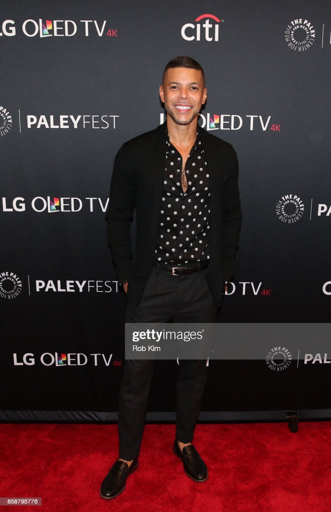 Wilson Cruz attends 'Star Trek: Discovery' at The Paley Center for Media on October 7, 2017 in New York City.