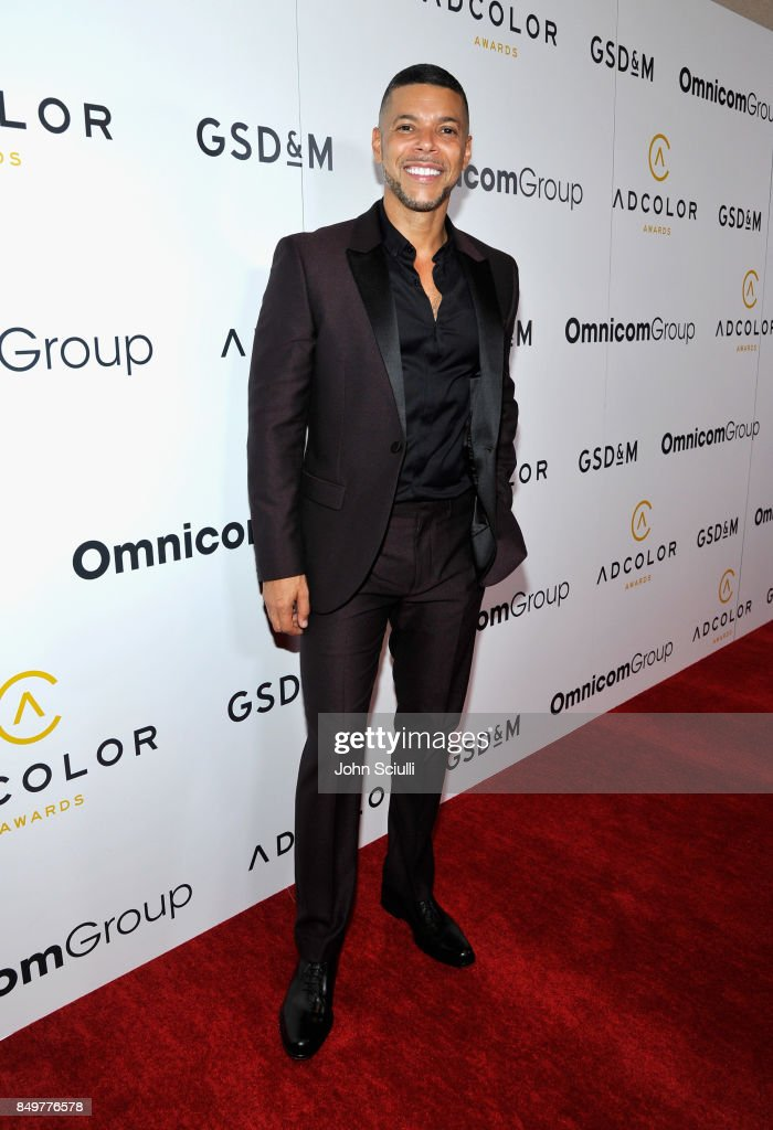 Wilson Cruz attends the 11th Annual ADCOLOR Awards at Loews Hollywood Hotel on September 19, 2017 in Hollywood, California.