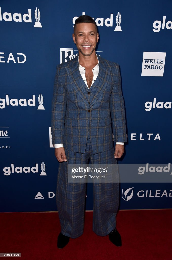 Wilson Cruz attends the 29th Annual GLAAD Media Awards at The Beverly Hilton Hotel on April 12, 2018 in Beverly Hills, California.