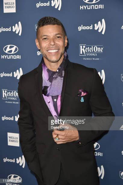 Wilson Cruz attends the 30th Annual GLAAD Media Awards at Beverly Hills Hotel on March 28 2019 in Beverly Hills California