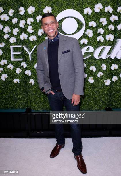 Wilson Cruz attends The EYEspeak Summit hosted by CBS at Pacific Design Center on March 14 2018 in West Hollywood California