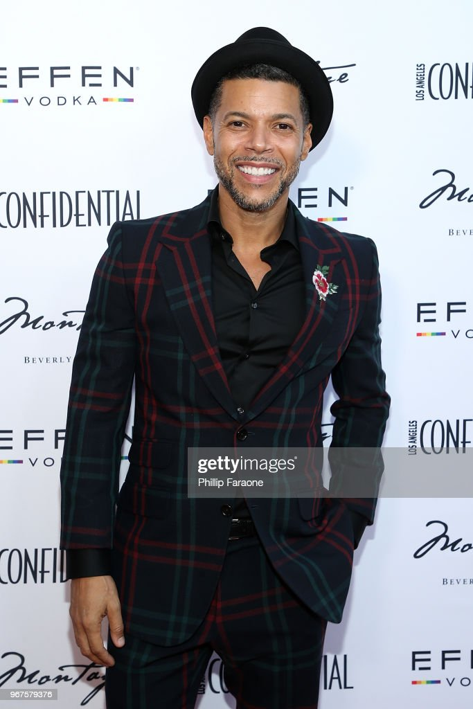 Wilson Cruz attends the Los Angeles Confidential Celebration for Portraits of Pride with GLAAD and Laverne Cox on June 4, 2018 in Beverly Hills, California.