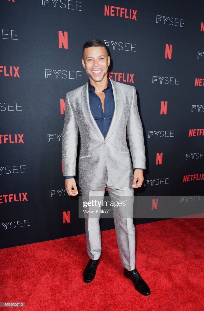 Wilson Cruz attends the Netflix FYSee Kick Off Party at Raleigh Studios on May 6, 2018 in Los Angeles, California.