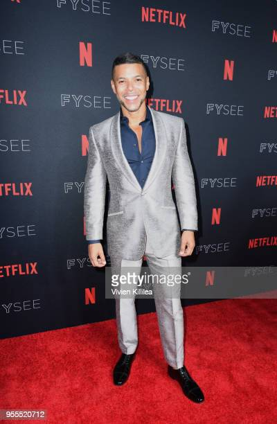 Wilson Cruz attends the Netflix FYSee Kick Off Party at Raleigh Studios on May 6 2018 in Los Angeles California
