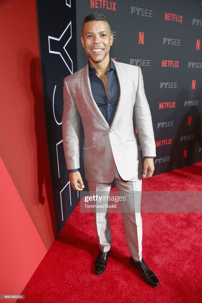 Wilson Cruz attends the Netflix FYSEE Kick-Off at Netflix FYSEE At Raleigh Studios on May 6, 2018 in Los Angeles, California.