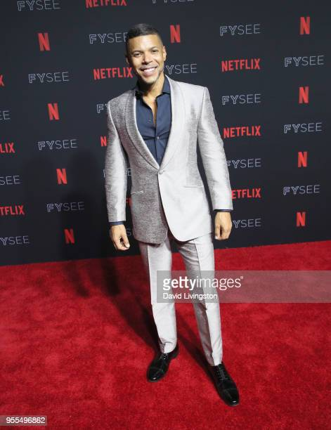 Wilson Cruz attends the Netflix FYSEE KickOff at Netflix FYSEE At Raleigh Studios on May 6 2018 in Los Angeles California