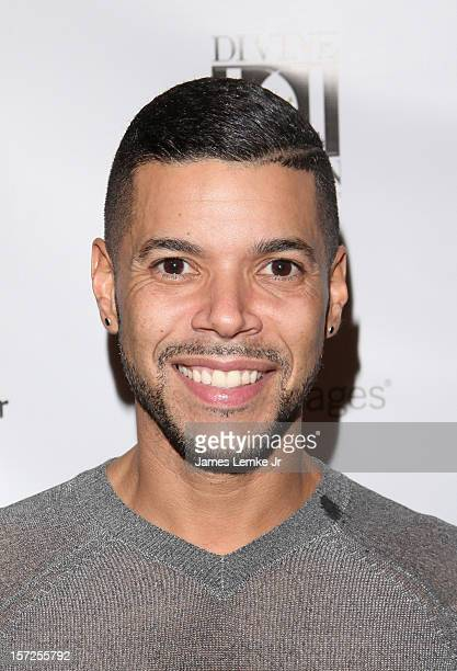 Wilson Cruz attends the Project Angel Food's VIP Shopping Cocktail Party held at Divine Design 2012 on November 30 2012 in Los Angeles California