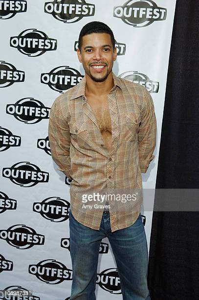 Wilson Cruz during 2006 Outfest Film Festival Awards Night at John Anson Ford Amphitheatre in Hollywood, California, United States.