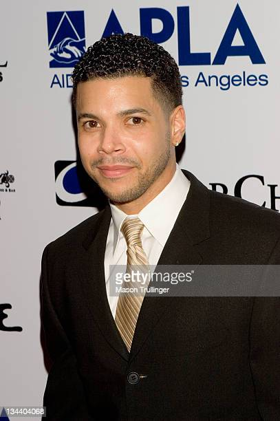 Wilson Cruz during The Abbey/Esquire Magazine's 'The Envelope Please' Oscar Party Arrivals at The Abbey in Los Angeles CA United States
