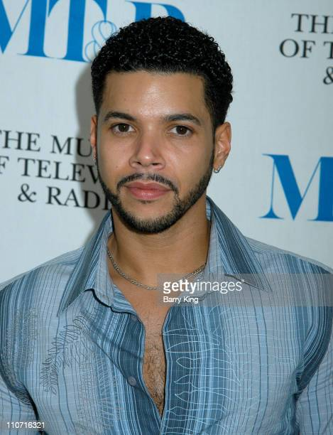 Wilson Cruz during The History of Gay and Lesbian Images on Television at The Museum of Television and Radio in Beverly Hills California United States