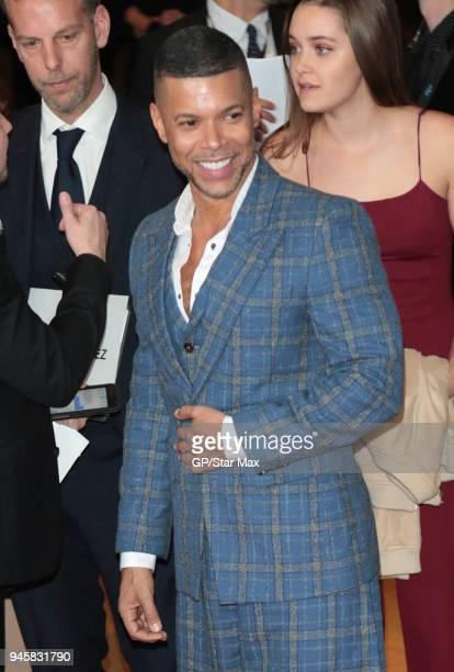 Wilson Cruz is seen on April 12 2018 in Los Angeles CA