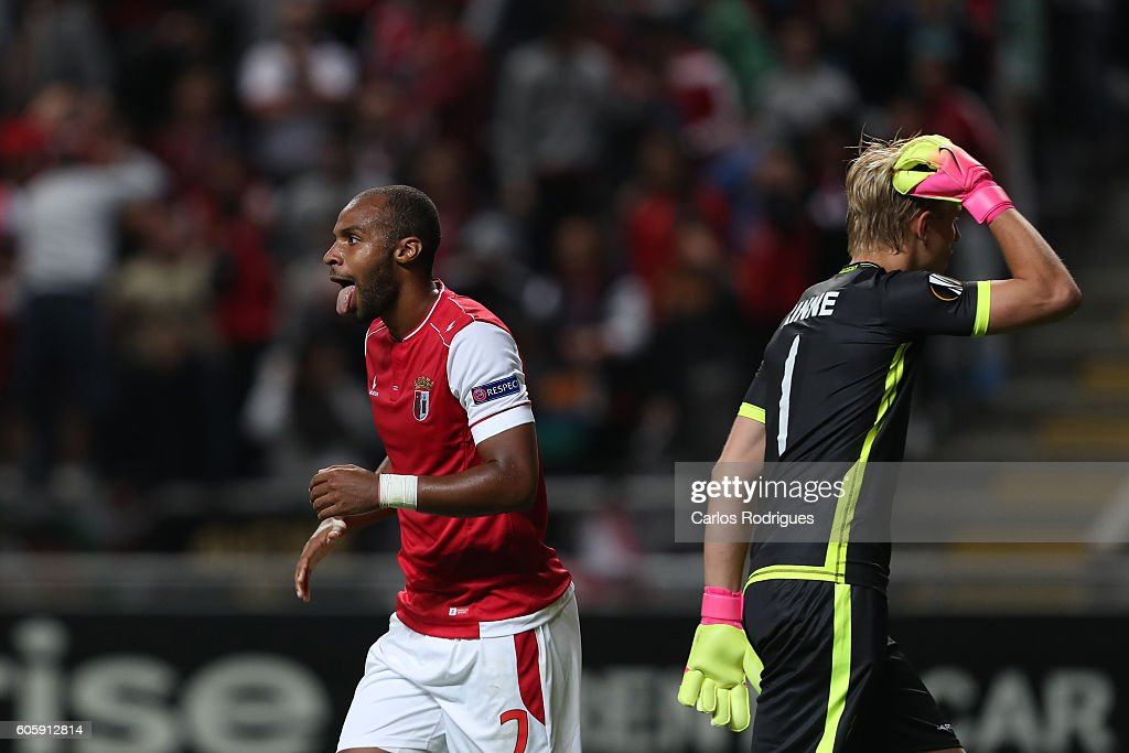 SC Braga v KAA Gent - UEFA Europa League