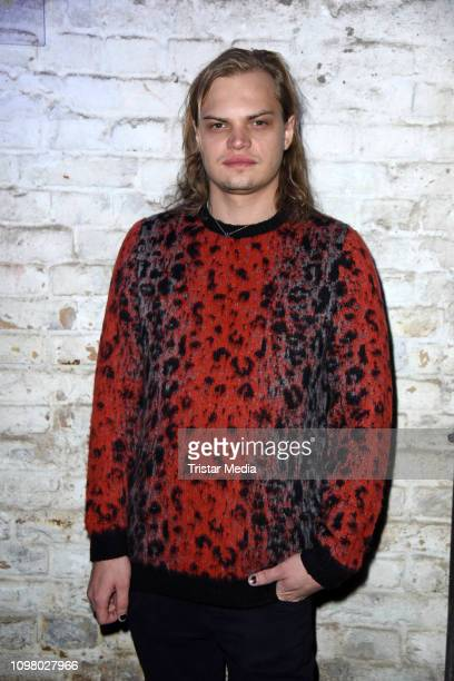 Wilson Gonzalez Ochsenknecht attends the Pantaflix Pantaparty during 69th Berlinale International Film Festival at Alte Muenze on February 11 2019 in...