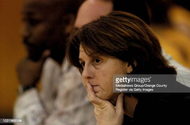 Wilson head girl's basketball coach Paula Clear watches her team loss to Temecula Valley during their CIF playoff game in Long Beach, Calif. In on...