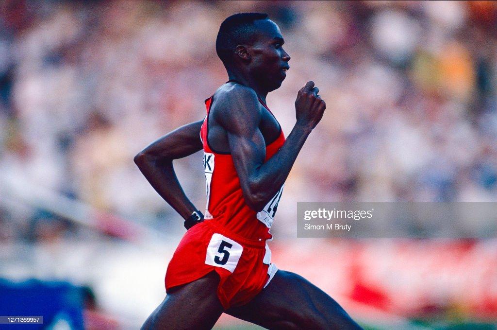 6th IAAF World Athletics Championship : News Photo