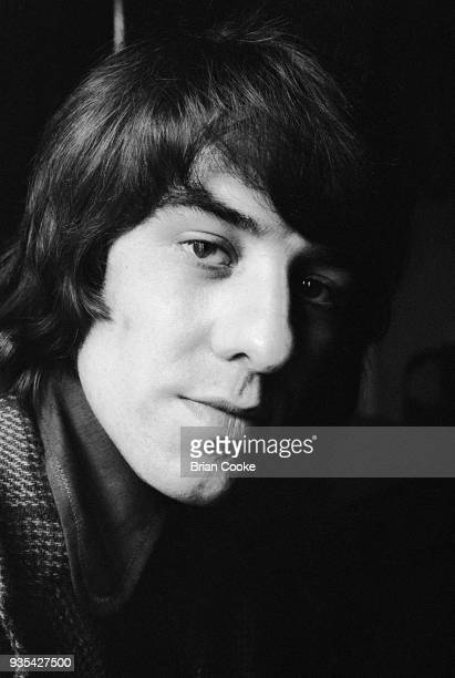 Wilson of Procol Harum photographed at The Theatre Royal in London's Covent Garden on 6th May 1972
