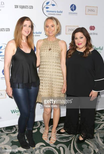 Wilson Phillips attends the Women's Guild CedarsSinai Annual Gala at the Beverly Wilshire Four Seasons Hotel on May 02 2019 in Beverly Hills...