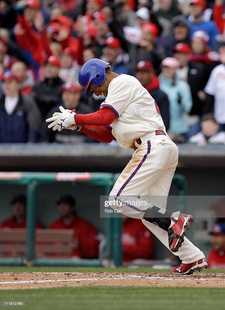 Houston Astros v Philadelphia Phillies