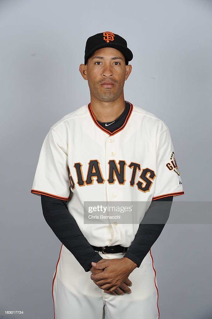 San Francisco Giants Photo Day