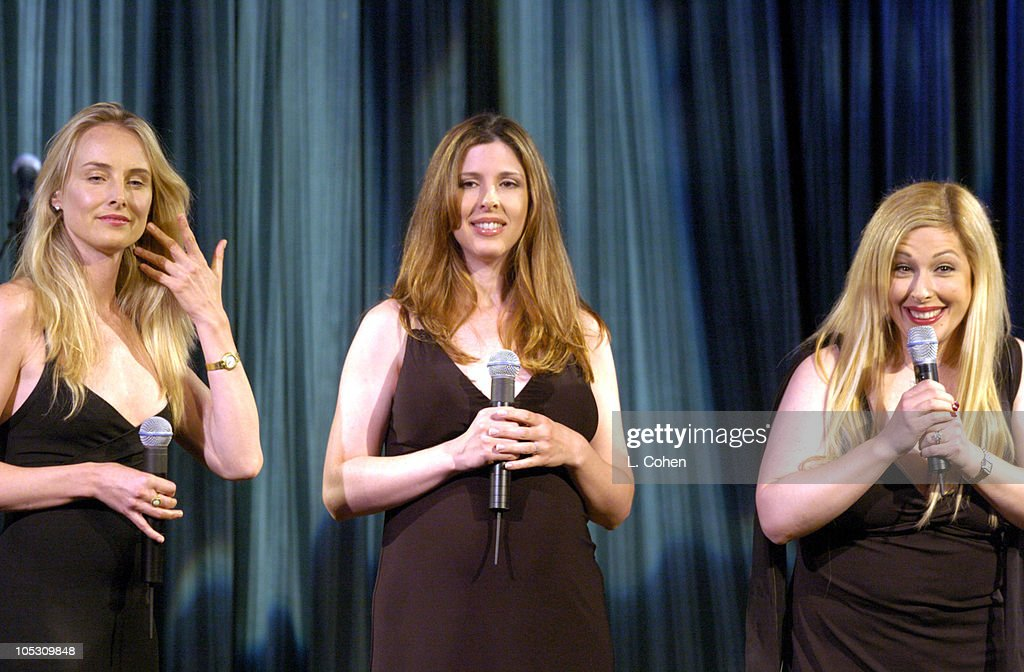 Wilson-Phillips during 52nd Annual BMI Pop Awards at Regent Beverly Wilshire in Beverly Hills, California, United States.