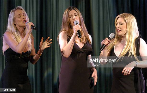 WilsonPhillips during 52nd Annual BMI Pop Awards at Regent Beverly Wilshire in Beverly Hills California United States