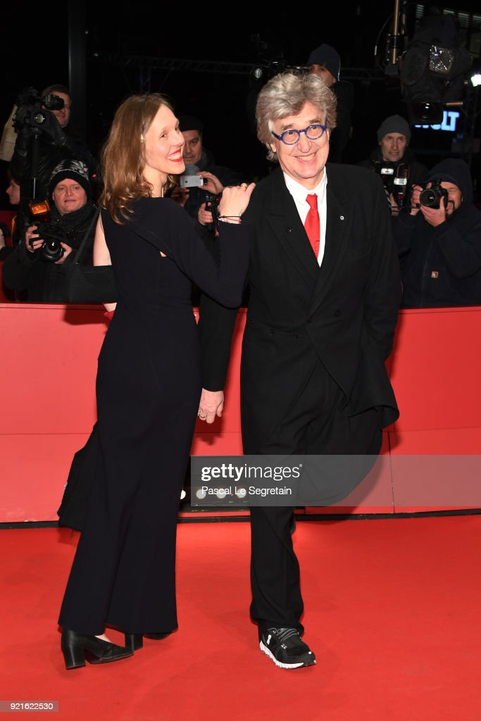 Hommage Willem Dafoe - Honorary Golden Bear Award Ceremony - 68th Berlinale International Film Festival : Foto di attualità