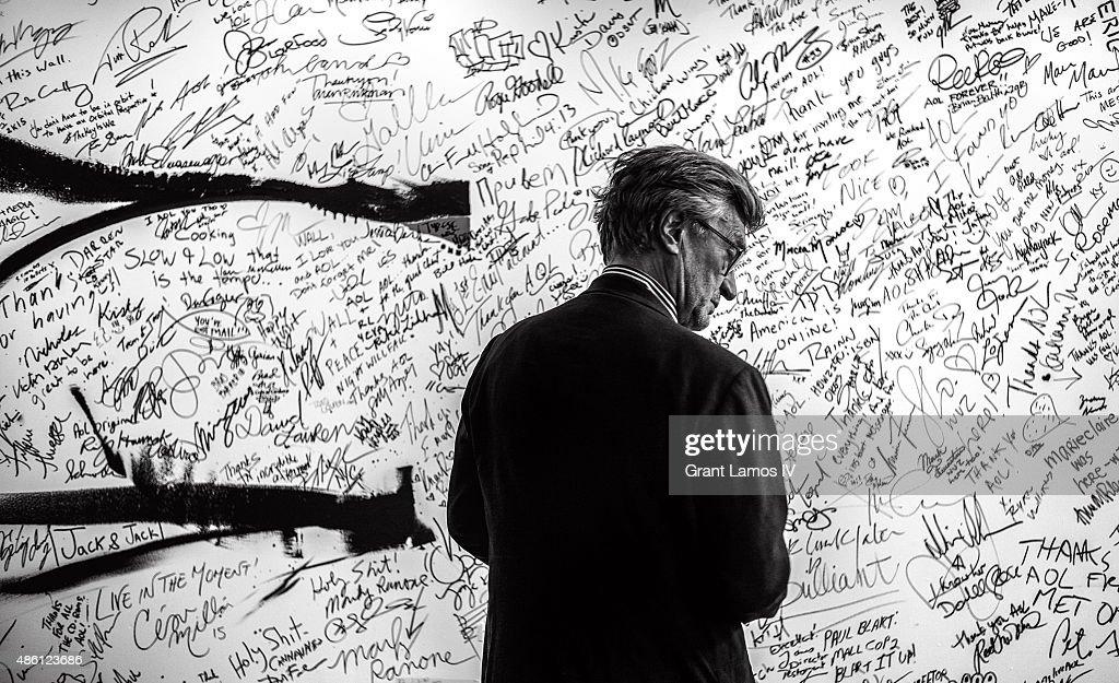 AOL Build Speaker Series Presents Wim Wenders : ニュース写真