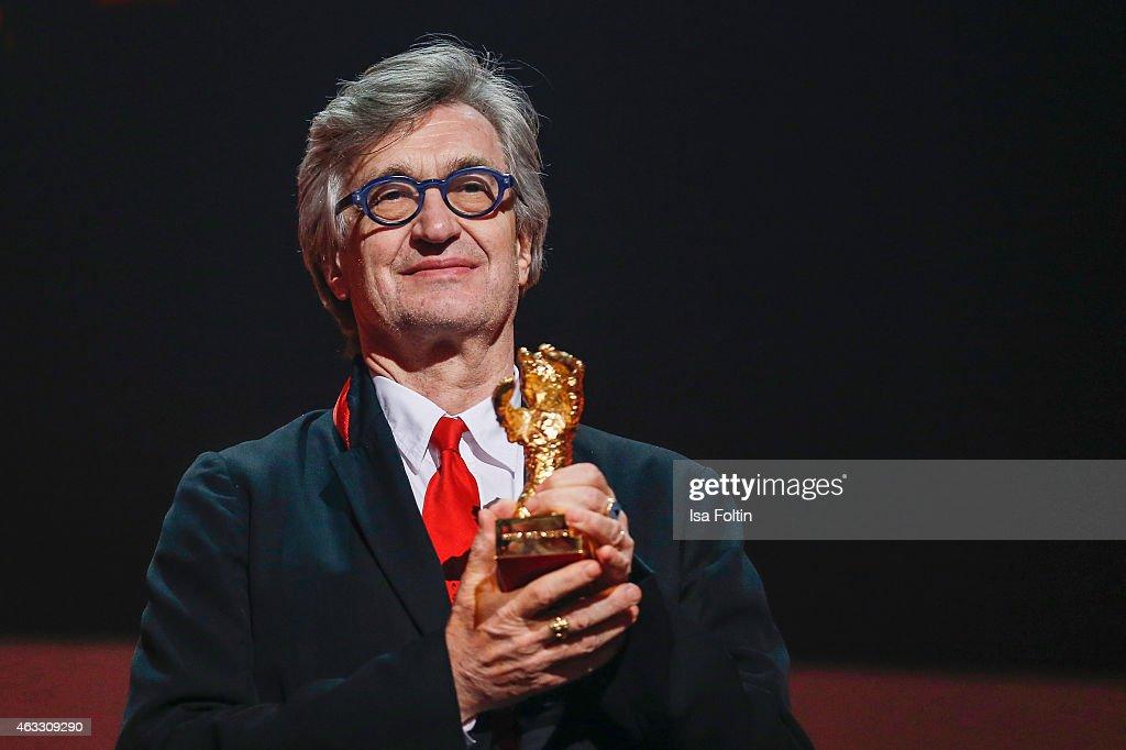Wim Wenders Hommage - 65th Berlinale International Film Festival