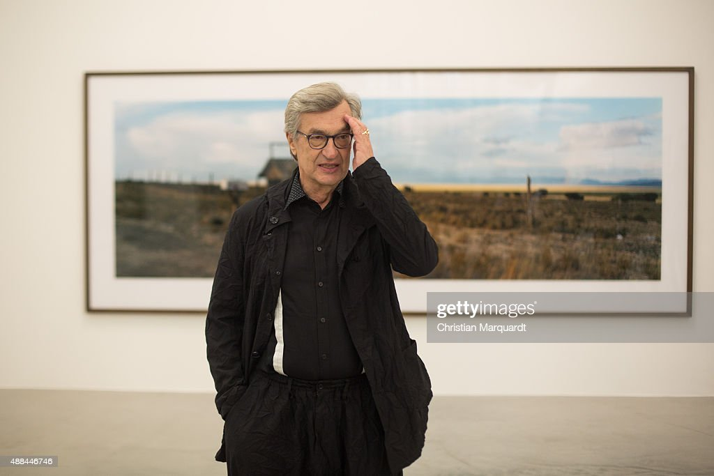 German Photographer And Filmmaker >> Wim Wenders German Filmmaker Playwright Author Photographer And