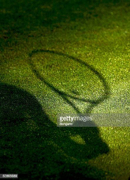 Wimbledon 2003, London; Schatten