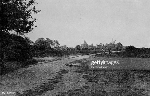Wimbledon Common and the Windmill' c1900 Wimbledon Windmill in 1816 Charles March a carpenter of Roehampton gained permission to build the windmill...