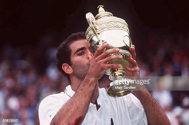 Wimbledon; Pete SAMPRAS/USA