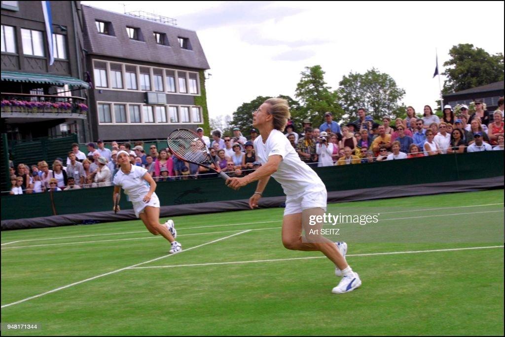 Wimbledon Tennis : ニュース写真