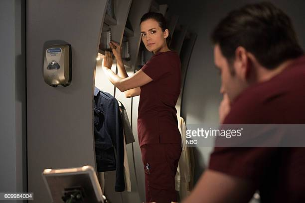 MED 'Win Loss' Episode 203 Pictured Torrey DeVitto as Natalie Manning