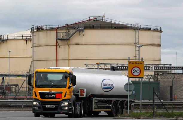 GBR: Retail Fuel Shortages Meet Power Crunch in U.K.