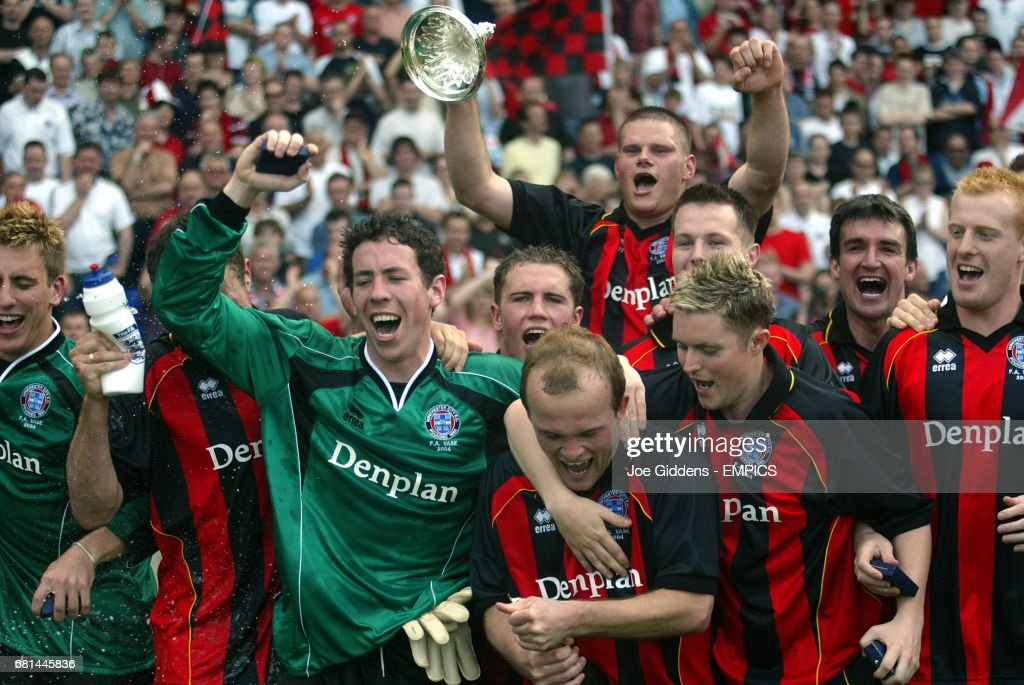 Soccer Fa Vase Final Sudbury V Winchester City Pictures Getty