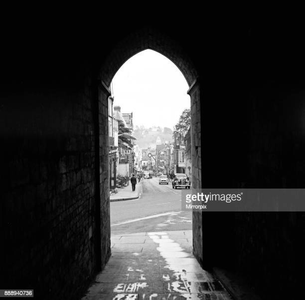 Winchester, Hampshire, 9th April 1961.