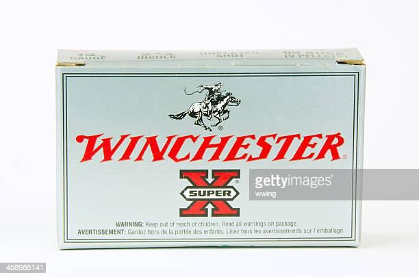 Munition de fusil de Winchester