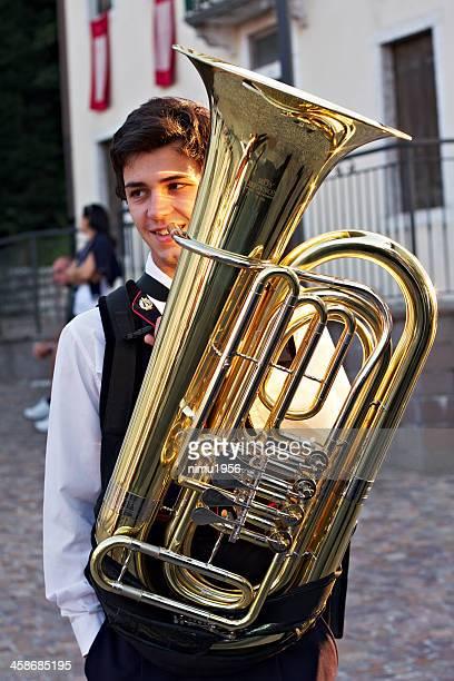 street performance Wind-Band