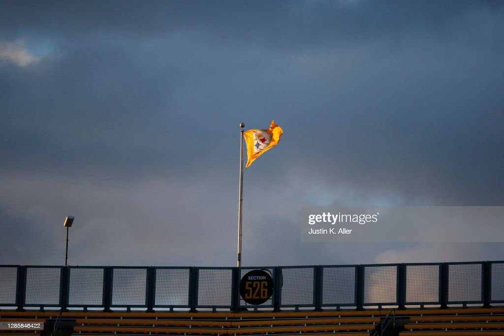 Cincinnati Bengals v Pittsburgh Steelers : Nieuwsfoto's