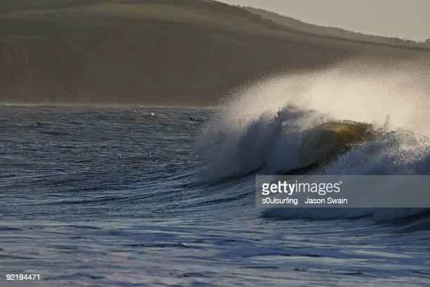 wind changed direction  - s0ulsurfing stockfoto's en -beelden