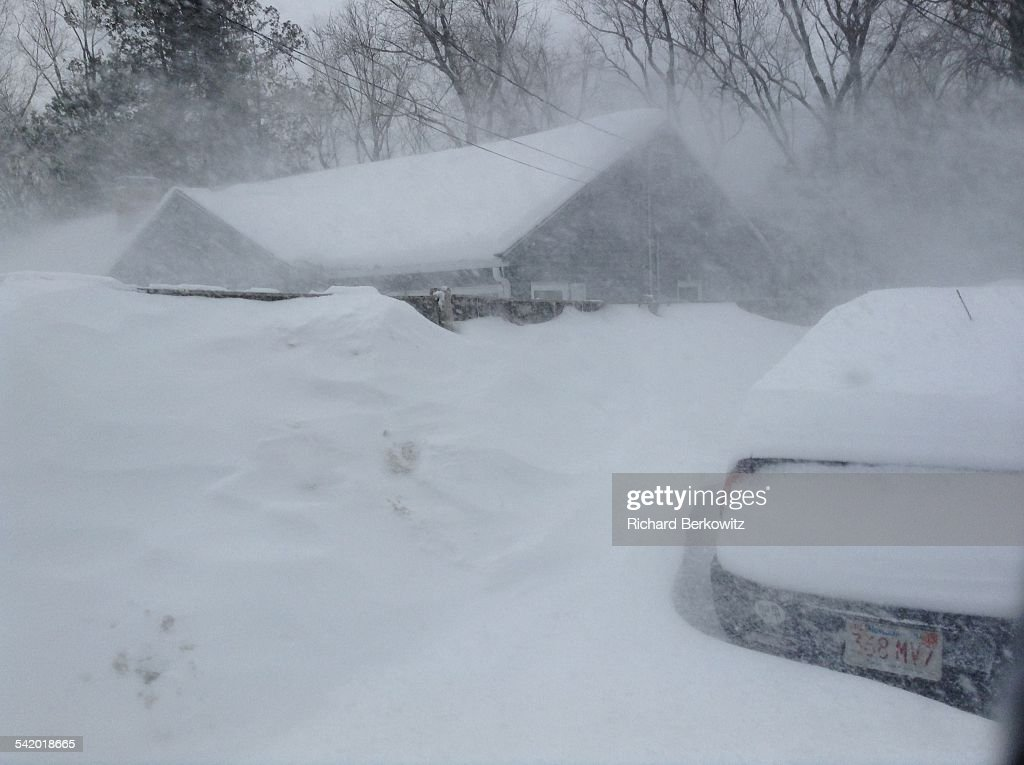 Driven By Winter Wind >> Wind Driven Blizzard Condition Snow In A Record Setting Season In