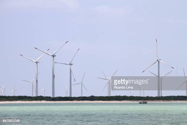Wind Energy In Northeastern Brazil