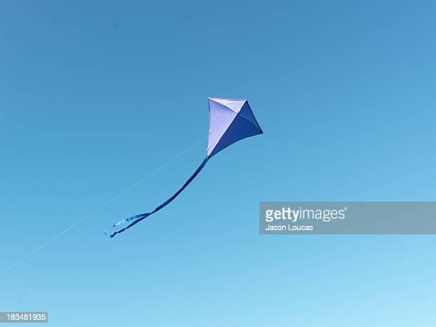 Wind Farm with Kite
