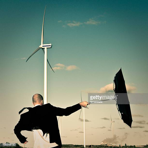 wind power business - inside out stock pictures, royalty-free photos & images